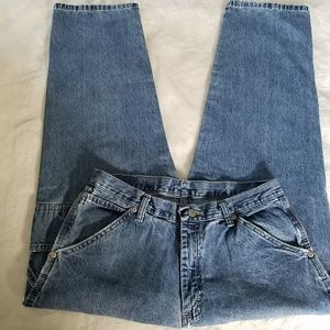 Vintage Wrangler Authentic Issue Carpenter Jeans